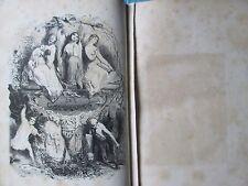LURINE & BROT : LES COUVENTS, 1846 (Templiers, Trappistes, Carmes, inquisiteurs)