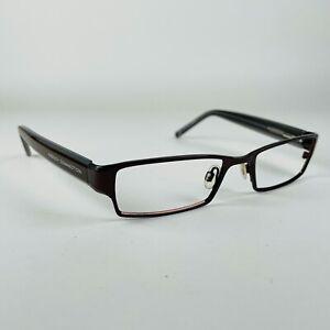 FRENCH CONNECTION eyeglasses Unisex rectangle bronze glasses frame MOD: FC79