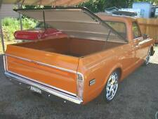 1961-66 Chevy/GMC C10 Fleetside 6' Short Bed Hatch Style Tonneau -Craftec Covers