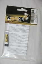 Beez2B Batterie Lipo 1S 3.7V 160mah 25C pour MSR/MCX Réf. : BEEMCX02A