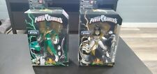 "Bandai Legacy Mighty Morphin Power Rangers ""White And Green Ranger""Action Figure"