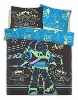 Disney Toy Story Intergalactic Buzz Lightyear Double Bed Duvet Quilt Cover Set