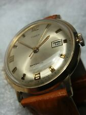 vintage 1968 Timex marlin watch