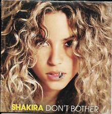 DON'T BOTHER - SHAKIRA (CD SINGLE)
