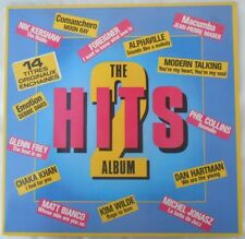 Hits The Album vol 2 33T LP compilation kim wilde alphaville modern talking ..