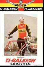 BERT PRONK Team 1977 TI RALEIGH 70s Cyclisme Cycling ciclismo wielrennen