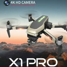 X1 PRO 5G WIFI FPV GPS Drone 2-Axis Gimbal 4K HD Camera Brushless RC Quadcopter
