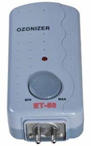 Aqualight Ozonisator ET 50 Ozongerät für Süßwasser bis 1000L Meerwasser bis 500L