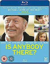 Is Anybody There? Anne-Marie Duff, Sylvia Sims, Bill Milner, Blu-Ray NEW & UK