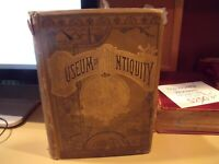 Museum of Antiquity 1883 L.W/ Yaggy and T. L. Haines