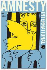 Pablo Picasso La Colombe et le Prisonnier Poster Art Print 24X36 (61X91.5cm)