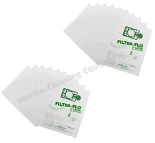 20 x Numatic Henry Hetty James FILTER FLO Vacuum cleaner Quality Hoover Bags
