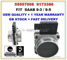SAAB 9-3/9-5 MASSA Air Flow Meter sensor 55557008 9173386 OEM Qualità