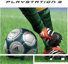 PlayStation 3 PS3 FOOTBALL vinyle autocollant peau