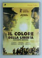 Il colore della libertà Goodbye Bafana DVD Joseph Fiennes Dennis Haysbert Film