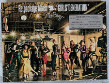 SNSD Girls Generation The Boys Repackage Album CD DVD Japan Limited Edition