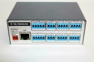 EXTRON 2 IPL 250 IP Link Ethernet Monitoring  2  Extron MTP T 15HD RS with psu