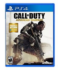 Call of Duty Advanced Warfare PS4 Sony PlayStation 4 Games Action New FREE SHIP