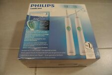 PHILIPS Sonicare HX6512/02 Easyclean - Doppelpack - weiss/mint - NEU & OVP