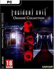 Resident Evil Origins Collection PC KEY [Steam] [PC] [UK/EU/US/Global