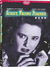 Sorry, Wrong Number (1948) / Anatole Litvak / DVD, NEW