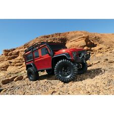 Traxxas TRX-4 Rock TRX4 Scale Trail Crawler Land Rover Defender RED TRA82056-4