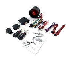 Auto Kfz Universal Schutz-System Alarmanlage mit 2 Handsendern für