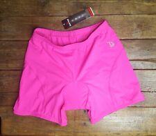 NWT Beroy Women's Cycling Shorts Size XL  Padded Pink Biking Bicycle NEW
