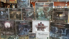 Bloodborne: The Board Game Blood Moon Pledge & Full Moon Set CMON All In Pledge!