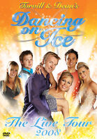 DANCING ON ICE - LIVE TOUR 2008 - DVD - REGION 2 UK