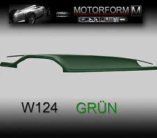 Mercedes W124 200-500E 124 Armaturenbrett-Cover Abdeckung dashboard GRÜN green