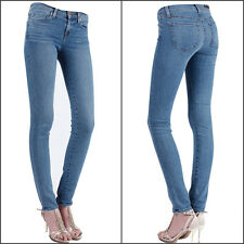 New $198 J BRAND 811 PICO MIDRISE BLUE STRETCH DENIM SKINNY LEG JEANS 23