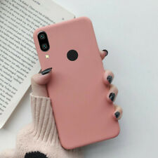 For Huawei Honor 20 10 9 Lite 9X 8A 8S Slim Soft Silicone TPU Frosted Case Cover