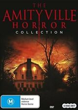Amityville Horror Movie Collection DVD [New/Sealed]