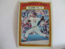 TOPPS 1971 World Series GAME#1 CARD #223 NICE WITH FREE SHIPPING