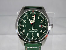 MENS LACOSTE WATCH - VERY GOOD ORDER - GENUINE - BOXED - PLEASE READ
