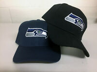 Seattle Seahawks Cap SEA Hat Embroidered Game Men Home Adjustable Curved