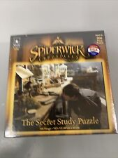 The Spiderwick Chronicles - The Secret Study Puzzle - 200 Pieces, Ages 8+ Sealed