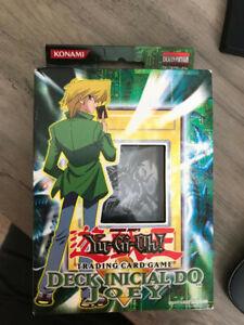 Yu-Gi-Oh! TCG: Joey Starter Deck 1st ed. (Portuguese)