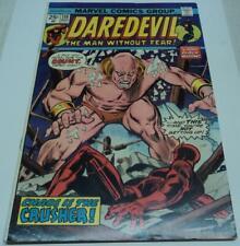Daredevil #119 (Marvel Comics 1975) Crusher app (Fn+) Black Widow