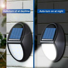 Solar Wall Lamp High-Brightness Lighting Auto-On Lights Outdoor Garden Path Hot