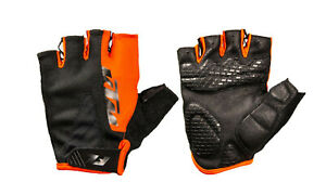 KTM Handschuhe Factory Line kurz schwarz/orange Gr.L Fahrrad MTB Bike NEU