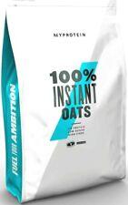 Myprotein Hydrates de Carbone Instant Avoine 1kg Neutre en Goût Glucides 1000g