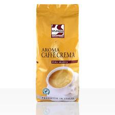 Splendid Aroma Caffe Crema - 1kg ganze Kaffee-Bohne, 100% Arabica