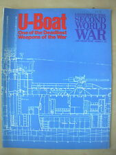 HISTORY OF THE SECOND WORLD WAR VOL 7 No 9 U-BOAT WARFARE