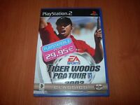 TIGER WOODS PGA TOUR 2002 PS2 (PAL ESPAÑA PRECINTADO)