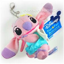~ Japan Sega -  LILO & STITCH - 2010 - Disney UFO mascot soft Plush Doll - ANGEL