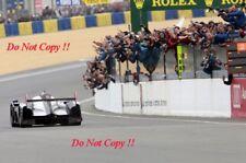 Fassler & Lotterer & Treluyer Audi R18 TDi Winners Le Mans 2011 Photograph 4