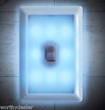 Lámpara Mesilla Interruptor de pared inalámbrico Batería LED Bombilla Ideal