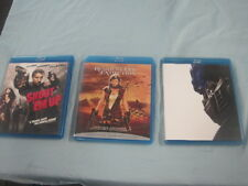 Lot Of 3 Blu Ray Dvds Transformers, Resident Evil Extinction, Shoot 'Em Up
